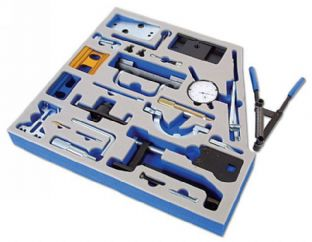 Laser 3785 Engine Timing Tool Kit - Vauxhall/Opel